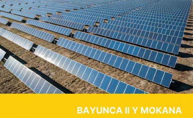 Planta Solar Bayunca II y Mokana- Promoenercol