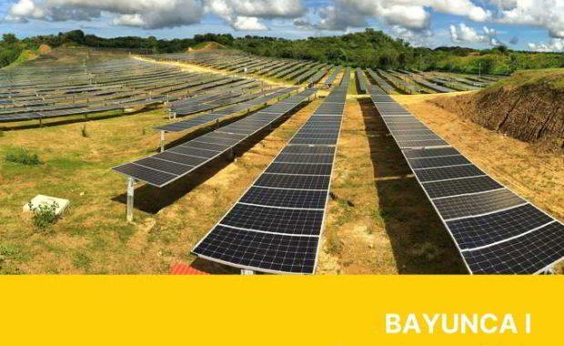 Planta Solar Bayunca-Promoenercol