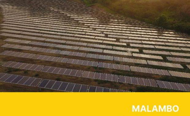 Planta Solar Malambo-Promoenercol