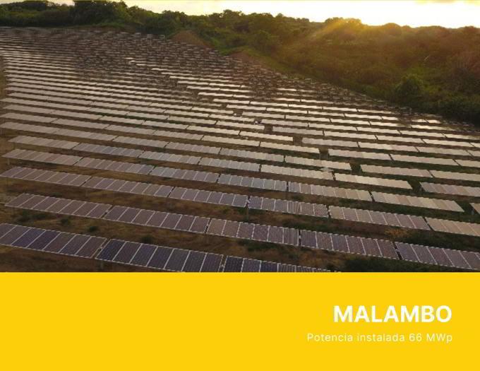 Parque Solar MALAMBO