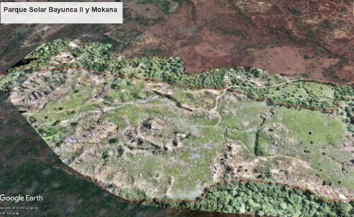 Planta de Energía Solar Bayunca II y Mokana-Promoenercol