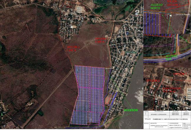 Planta de Energía Solar Zambrano- Promoenercol
