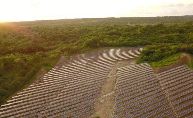Parque Solar Bayunca - Cartagena